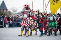 Средневековые маневры в Тульском кремле. 24 октября 2015, Фото: 1