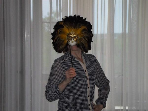 Персонаж-маска итальянской комедии дель арте. Кто?...