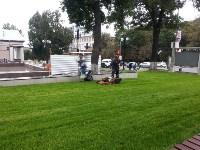 Завершается ремонт фонтана у драмтеатра, Фото: 1