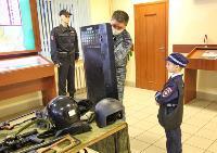 Полицейские исполнили мечту семилетнего мальчика, Фото: 5