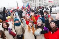 Митинг-концерт в честь годовщины присоединения Крыма к России, Фото: 26