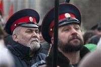 В Туле проходит митинг в поддержку Крыма, Фото: 47
