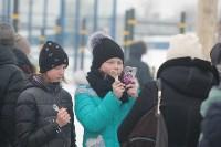 Как туляки провожали зиму на набережной Упы, Фото: 87