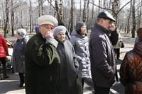 Собрание жителей в защиту Березовой рощи. 5 апреля 2014 год, Фото: 45