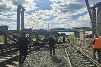 Демонтаж трубопровода у Восточного обвода, Фото: 2