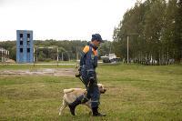 Испытания кинологов в Тульском спасательном центре, Фото: 49
