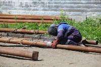 На Косой Горе ликвидируют незаконные врезки в газопровод, Фото: 42