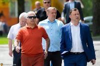 Ветераны «Спартака» и «Арсенала» сыграли в Туле на новом поле Центрального стадиона, Фото: 40