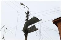 Последствия урагана в Ефремове., Фото: 18