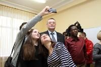 Встреча Сергея Харитонова со студентами ТулГУ, Фото: 9