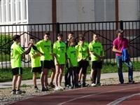 Муниципальный этап Всероссийских спортивных соревнований школьников «Президентские спортивные игры», Фото: 5