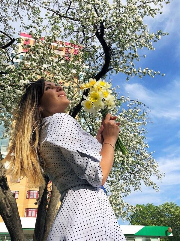 весна во всей красе