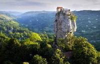 Столп Кацхи, Грузия. Фото: Amos Chapple, Фото: 7