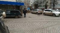 В Туле у дома на ул. Литейная, 3 перекрыта дождевая канализация, Фото: 1