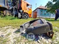 В Туле со двора «Плюшкиной» вывезли несколько грузовиков мусора, Фото: 19