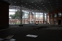Владимир Груздев проинспектировал строительство выставочного комплекса в кремле. 12.10.2015, Фото: 9