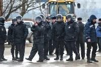 Бунт в цыганском поселении в Плеханово, Фото: 34