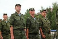 Дмитрий Глушенков простился со знаменем дивизии, Фото: 41