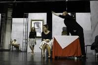 Репетиция в Тульском академическом театре драмы, Фото: 60
