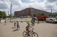 Прочистка ливневок на Красноармейском проспекте, Фото: 7