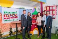 Туляки построили из конструктора башню Одоевских ворот Тульского кремля, Фото: 9