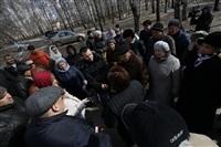 Собрание жителей в защиту Березовой рощи. 5 апреля 2014 год, Фото: 4