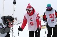 Второй этап чемпионата и первенства Тульской области по горнолыжному спорту., Фото: 11