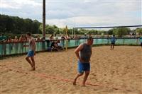 III этап Открытого первенства области по пляжному волейболу среди мужчин, ЦПКиО, 23 июля 2013, Фото: 29