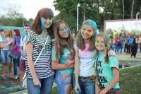ColorFest в Туле. Фестиваль красок Холи. 18 июля 2015, Фото: 55