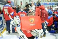 Мастер-класс от игроков сборной России по хоккею, Фото: 29