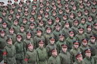 Репетиция Парада Победы в подмосковном Алабино, Фото: 86
