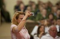 Звёзды Первого канала устроили концерт в военной части, Фото: 58