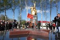 В поселке Первомайский зажгли Вечный огонь, Фото: 10