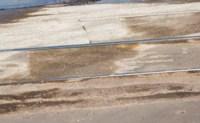 На Восточном обводе начался ремонт трамвайного переезда, Фото: 3
