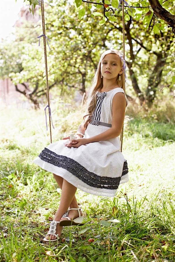 Тихонова Катя 9 лет