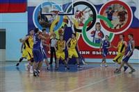 БК «Тула» дома дважды обыграл баскетболистов Воронежа, Фото: 59