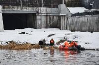 Учения спасателей на набережной Дрейера. 3 марта 2016 года, Фото: 18