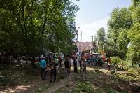 Субботник на ул. М.Горького, Фото: 52