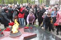 В Белёве зажгли Вечный огонь, Фото: 85