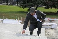 Ремонт площади Победы, Фото: 2