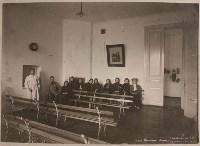 Ожидальня, 1908 г., Фото: 2