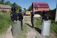 На Косой Горе ликвидируют незаконные врезки в газопровод, Фото: 8