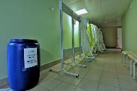 Репортаж из «красной зоны»: как устроен коронавирусный госпиталь в Туле, Фото: 15