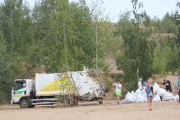 В Кондуках прошла акция «Вода России»: собрали более 500 мешков мусора, Фото: 77
