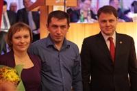 Встреча с губернатором. Узловая. 14 ноября 2013, Фото: 22