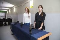 В двух образовательных центрах начали работу стрелковые тиры, Фото: 11