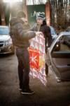 """Автопробег болельщиков """"Арсенала"""", 29.11.2014, Фото: 33"""