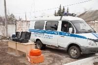 Выездное заседание Коллегии УМВД России по Тульской области, Фото: 14