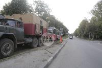 Авария с трамваем на ул. Металлургов, Фото: 3