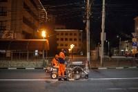 Нанесение дорожной разметки в Туле, Фото: 27
